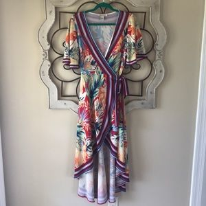 Jealous Tomato tropical dress